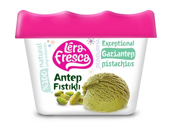 L'era Fresca Antep Fıstıklı Dondurma