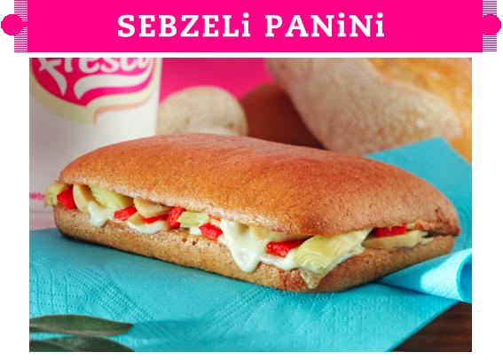 L 'era Fresca Sebzeli Panini