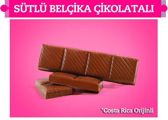 L 'era Fresca Sütlü Belçika Çikolatalı Dondurma