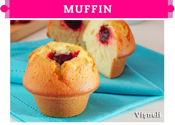 L 'era Fresca Vişneli Muffin